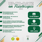 Up-To-Date em Fisioterapia 2021
