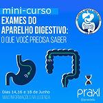 Mini-Curso de Exames do Aparelho Digestivo: o que você precisa saber