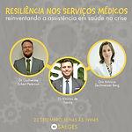 Resiliência nos serviços médicos: reinventando a assistência em saúde na crise