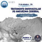 Tratamento endovascular do aneurisma cerebral