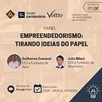 Painel Empreendedorismo: tirando ideias do papel