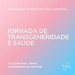 Jornada de Transgeneridade e Saúde