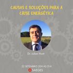 Causas e soluções para a crise energética