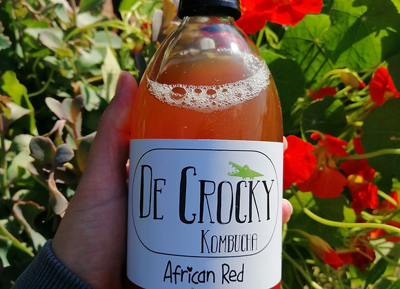 African Red Kombucha 500ml