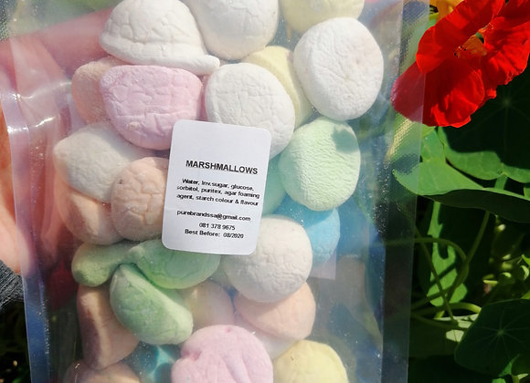 Happy Sweets Marshmallows 100g