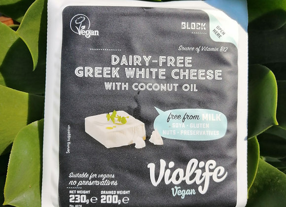 Greek White Feta Cheese 230g