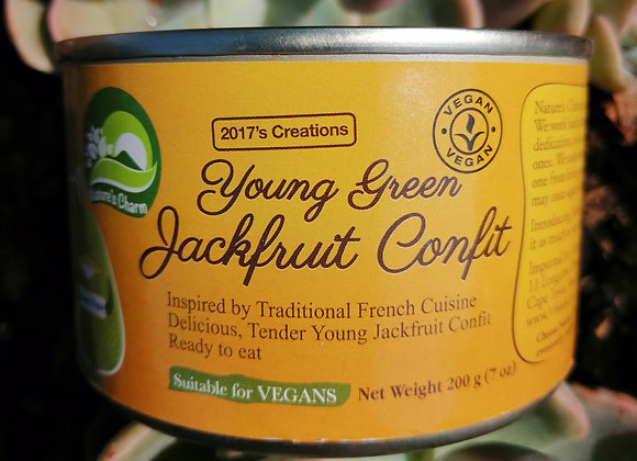 Young Green Jackfruit Confit 200g
