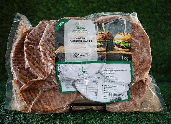 TVB Vegan Burger Patty 1kg
