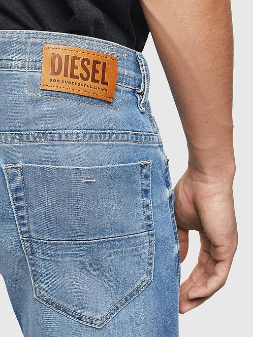 Calça Diesel Thommer - Jeans Claro