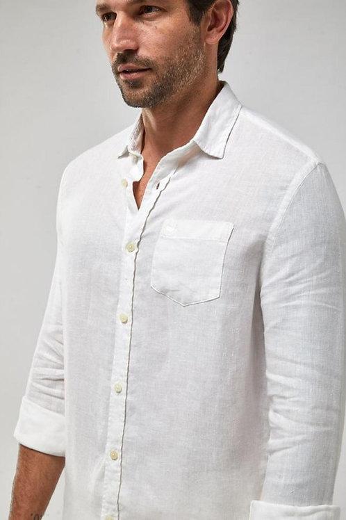 Camisa Linho - Branca