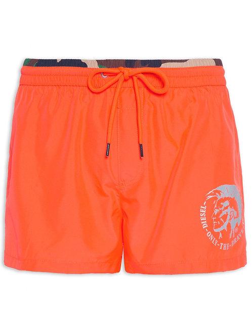 Shorts Diesel - Laranja