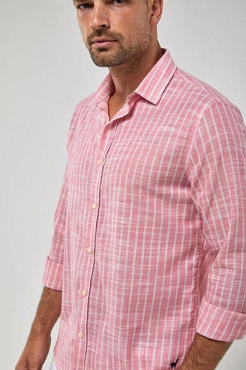 Camisa Rosa - Zapalla