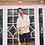Thumbnail: Camisa de Linho Shorts Co - Amarelo
