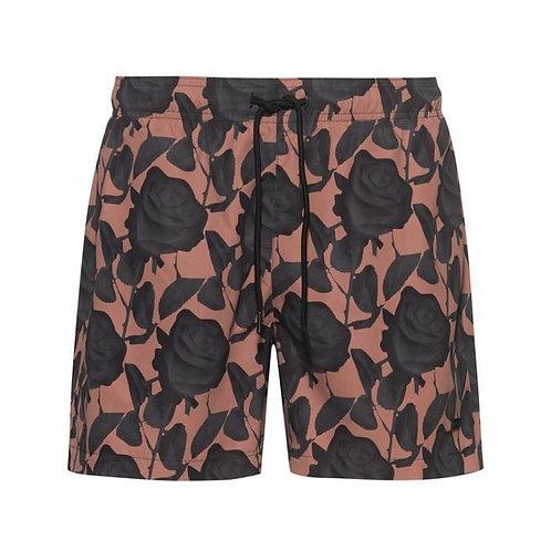 Shorts Hugo Boss - Estampado Rosas