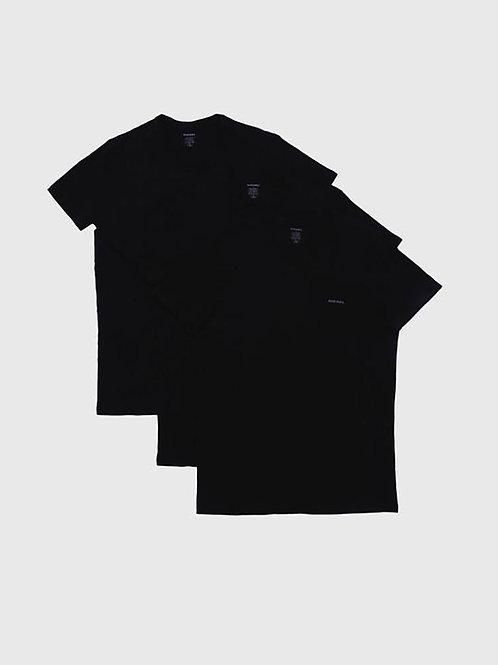 Kit Camisetas Diesel - Preto