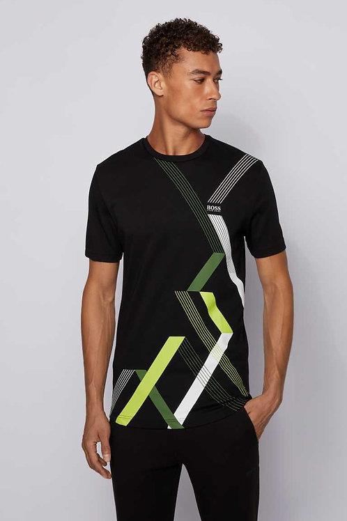 Camiseta Hugo Boss - Preta