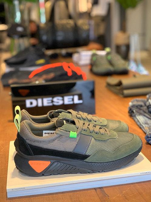 Tênis Diesel - Verde Militar