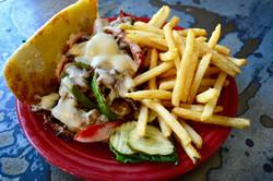 Mollies Kountry Kitchen Chicken Fried Steak