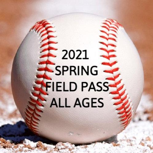 Spring 2021 Baseball Pass
