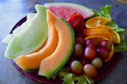 Mollies Kountry Kitchen Fruit Platter