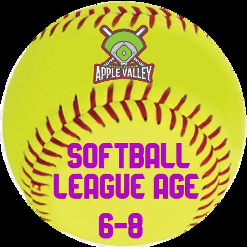 Spring 2021 Softball 6-8