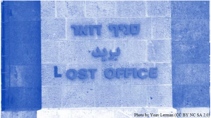 Postal Services In East Jerusalem