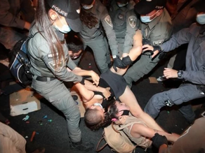 Report: Violent Police Enforcement and Violation of the Right of Protest in 2020