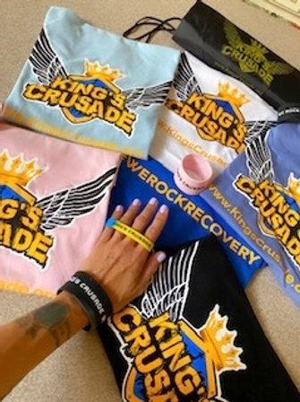 King's Crusade Swag