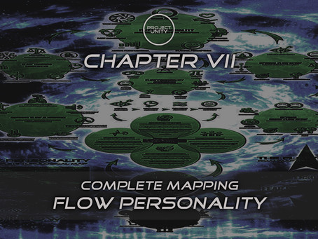 Complete map of the flow personality