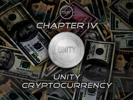 Building a case for Unity cryptocurrency / blockchain technology