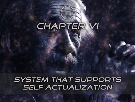 Creating a system that supports self actualization