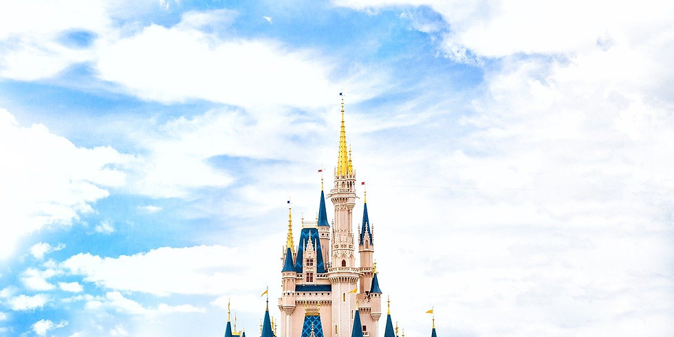 MAGIC KINGDOM - SUMMER CAMP