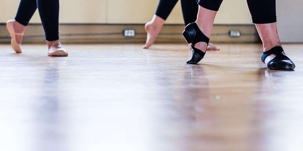 Adult Beginner Ballet (Jan. 2020)