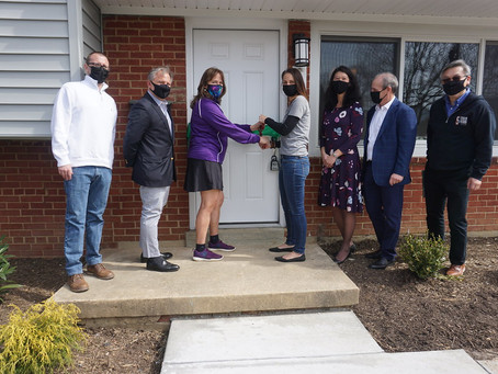 Ribbon Cutting on Willowood, Operation Renewed Hope Foundation's Newly Renovated Home for Veterans