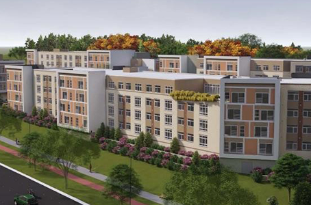 North Hill Affordable Housing Development Moves Forward