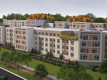 From Concept to Reality: The Residences at North Hill is Making Progress