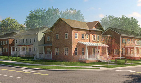 Coming Soon: The Fallstead at Lewinsville Center and the Newly Developed Lewinsville Community