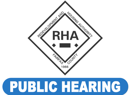 Notice of Public Hearing - Thursday, July 30, 2020 at 7 p.m