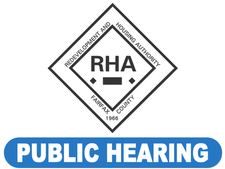 Notice of Public Hearing - Autumn Willow Comprehensive Agreement
