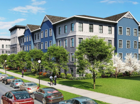 One University Affordable Housing Community One Step Closer to Reality