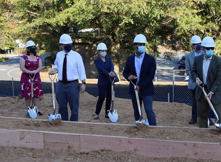 Local Leaders, Partners Officially Break Ground on the New Lake Anne House in Reston