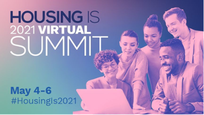 Register Now for CLPHA's Virtual Housing Is Summit!
