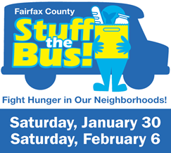 Fight Hunger in Our Neighborhoods – Help Stuff the Bus!