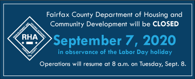 HCD will be Closed September 7 in Observance of Labor Day Holiday