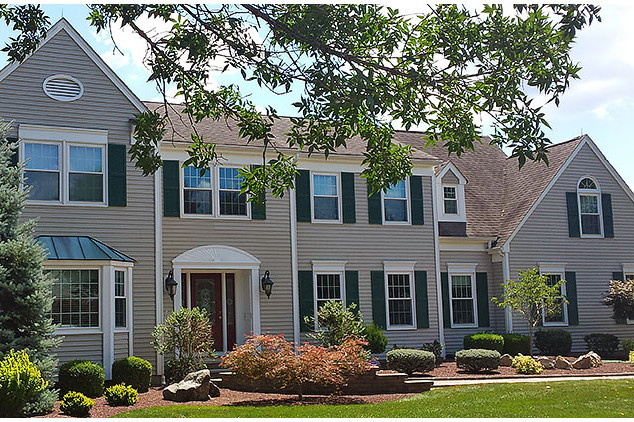Belle Meade, NJ - Full Exterior Repaint