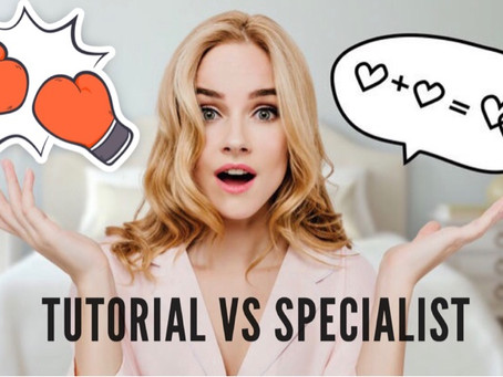 Brow Makeup | Tutorials vs. Specialist