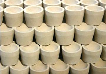 Copelas de magnesita - Todo tipo de medidas y capacidad de absorción según el requerimento   Creix Argentina   Insumos para la Industria   San Isidro, Buenos Aires, Argentina