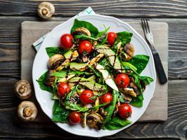 時代評選10大營養品 蕃茄居冠 吃魚腦筋好