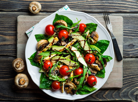 Summer Salads for Supper, Lunch or Snacks
