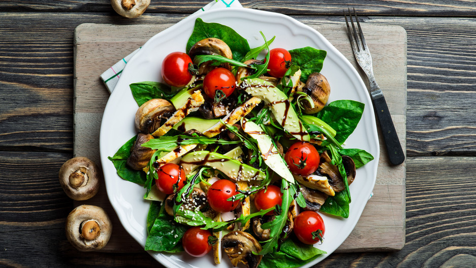 Summer Salads to Beat the Heat